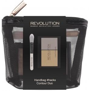 Buy Herbal Makeup Revolution Handbag Hacks Contour Duo - Nykaa