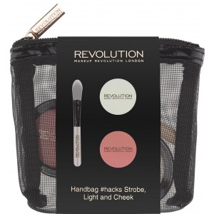 Buy Makeup Revolution Handbag Hacks Strobe Light And Cheek - Nykaa