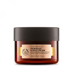 Buy The Body Shop Spa Of The World Hawaiian Kukui Cream - Nykaa