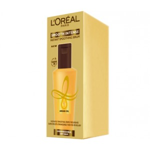 Buy L'Oreal Paris Smooth Intense Instant Smoothing Serum - Nykaa