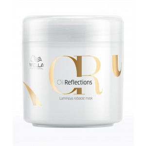 Buy Wella Professionals Oil Reflections Luminous Reboost Mask - Nykaa