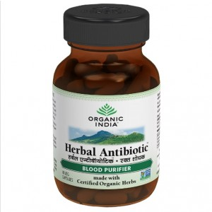 Buy Organic India Herbal Antibiotic - Nykaa