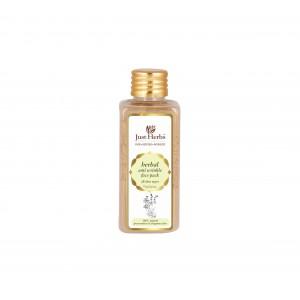 Buy Just Herbs Herbal Anti Wrinkle Face Pack - Nykaa