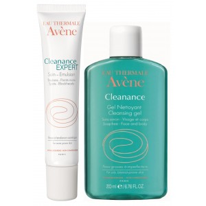 Buy Avene Cleanance & Treat Kit - Nykaa