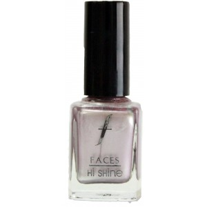 Buy Faces Hi Shine Nail Enamel - Chrome - Nykaa