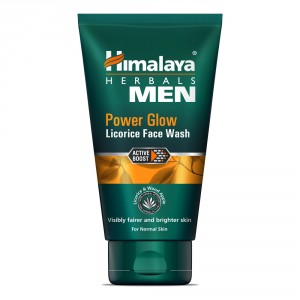 Buy Himalaya Herbals Power Glow Licorice Face Wash      - Nykaa