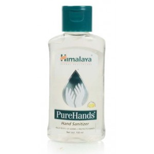 Buy Himalaya Herbals Pure Hands- Hand Sanitizer - Nykaa