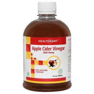 Buy Healthkart Apple Cider Vinegar with Honey Unflavored - Nykaa