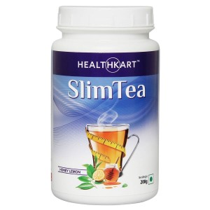 Buy Healthkart SlimTea Honey Lemon - Nykaa