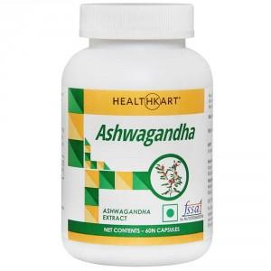 Buy HealthKart Ashwagandha 60 Capsules - Nykaa