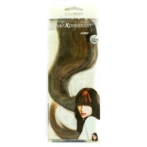 Buy Balmain Paris Hxp 1 Pc Color 30Cm Hair Extension - Elegant Brown - Nykaa
