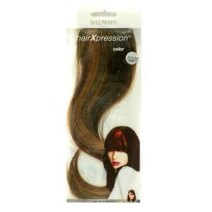 Buy Balmain Paris Hxp 1 Pc Color 30Cm Hair Extension - Warm Copper - Nykaa