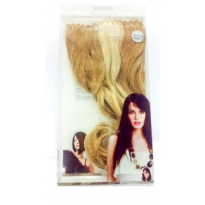 Buy Balmain Paris Hxp 1 Pc Full Length 40Cm Hair Extension - Sunny Blonde - Nykaa