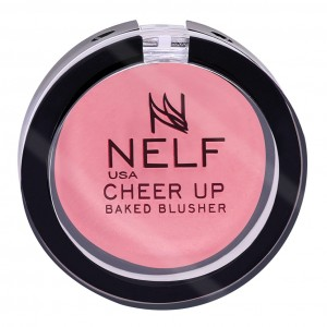Buy NELF USA Cheer Up Baked Blusher - Nykaa