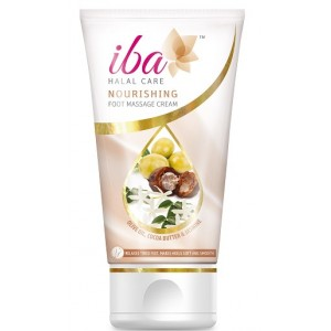 Buy Iba Halal Care Nourishing Foot Massage Cream - Nykaa