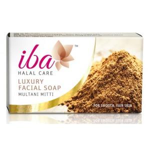 Buy Iba Halal Care Luxury Facial Soap Multani Mitti - Nykaa