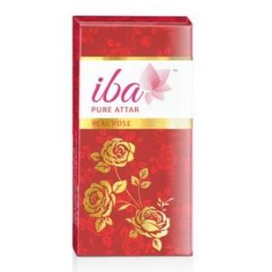 Buy Iba Halal Care Pure Attar Real Rose - Nykaa
