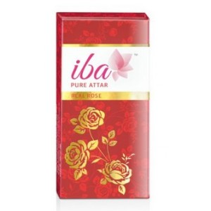 Buy Herbal Iba Halal Care Pure Attar Real Rose - Nykaa