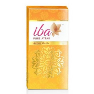 Buy Iba Halal Care Pure Attar Amber Oudh - Nykaa