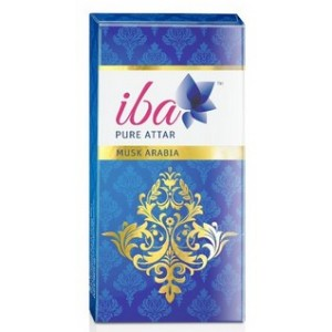 Buy Herbal Iba Halal Care Pure Attar Musk Arabia - Nykaa