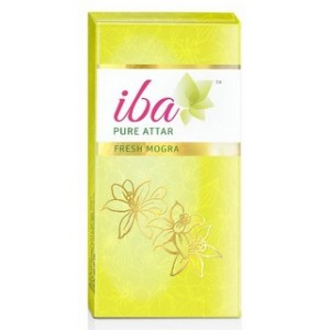 Buy Iba Halal Care Pure Attar Fresh Mogra - Nykaa