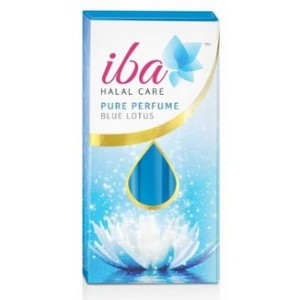 Buy Iba Halal Care Pure Perfume Blue Lotus - Nykaa