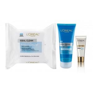 Buy L'Oreal Paris Ideal Skin Combo - Nykaa