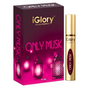 Buy iGlory Roll On Fragrances Alcohol Free Pure Scents - Only Musk  - Nykaa