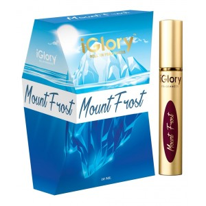 Buy iGlory Roll On Fragrances Alcohol Free Pure Scents - Mount Frost  - Nykaa