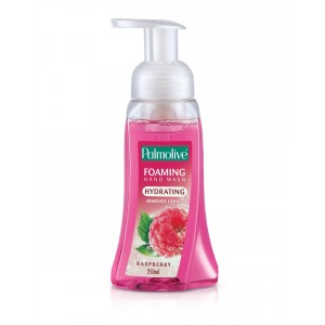 Buy Palmolive Foaming Raspberry Hand Wash - Nykaa