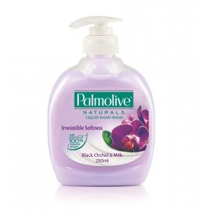 Buy Palmolive Natural Black Orchid & Milk Hand Wash - Nykaa