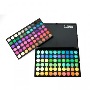 Buy MIB Eye shadow Pallete EP120 - 01 - Nykaa
