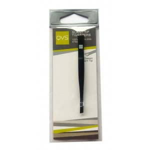 Buy QVS Square Tip Tweezers - Nykaa