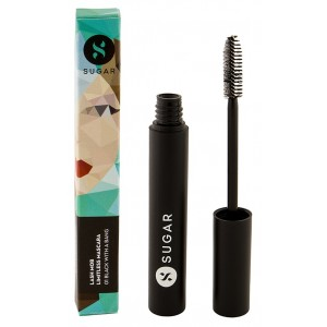 Buy SUGAR Lash Mob Limitless Mascara - 01 Black With A Bang - Nykaa