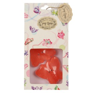 Buy Soap Opera Handmade Designer Butterfly Soap - Nykaa