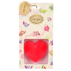 Buy Soap Opera Handmade Designer Message Heart Soap - Nykaa