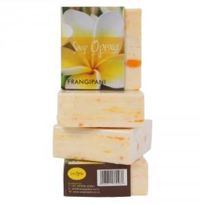 Buy Soap Opera Floral Soap - Frangipani - Nykaa
