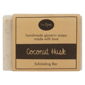 Buy Soap Opera Coconut Husk Exfoliating Bar - Nykaa