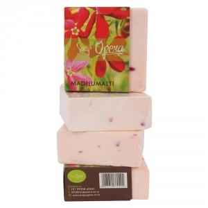 Buy Soap Opera Floral Soap - Madhumalti - Nykaa