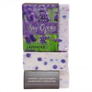 Buy Soap Opera Floral Soap - Lavender - Nykaa