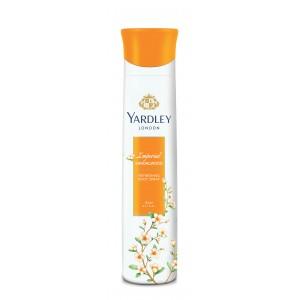 Buy Yardley Sandalwood Refreshing Body Spray  - Nykaa
