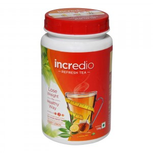 Buy Incredio Refresh Tea - Honey and Lemon - Nykaa