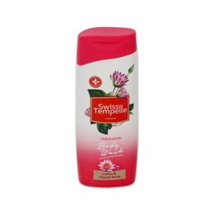 Buy Herbal Swiss Tempelle Indulging Body Wash - Nykaa