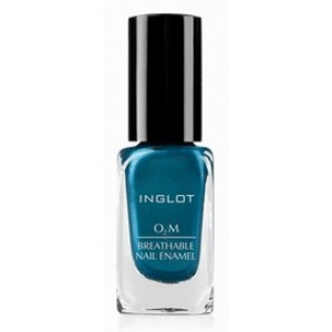 Buy Inglot O2M Breathable Nail Enamel - Nykaa