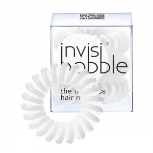 Buy Invisibobble Hair Ring - Innocent White - Pack Of 3 - Nykaa