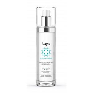 Buy Herbal Kaya Insta Brightening Micro Mask - Nykaa