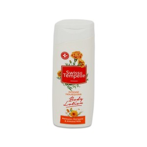Buy Herbal Swiss Tempelle Intense Nourish Body Lotion - Nykaa