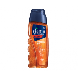 Buy Herbal Fiama Di Wills Men Invigorating Musk Shower Gel - Nykaa
