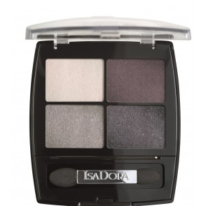 Buy IsaDora Eye Shadow Quartet - Nykaa