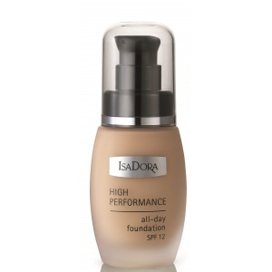 Buy IsaDora High Performance All-Day Foundation - Nykaa